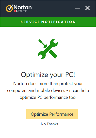 What Does Norton Security