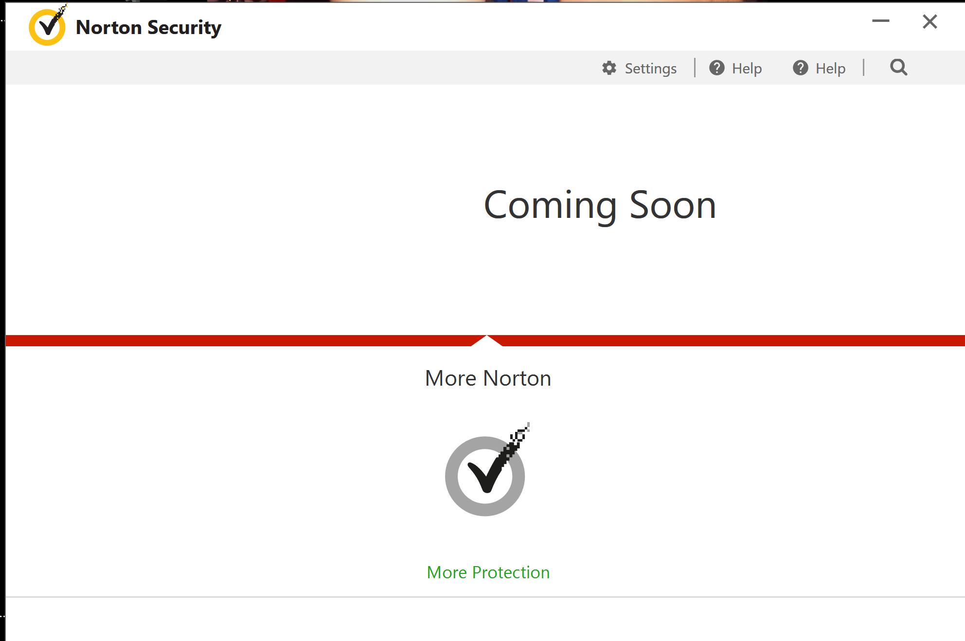 norton security coming soon error | norton community