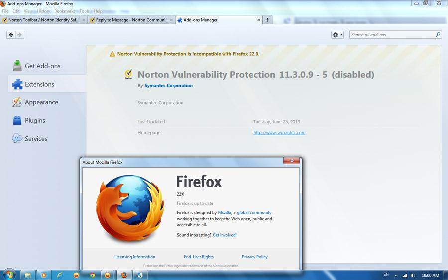 Firefox 22 скачать - фото 3