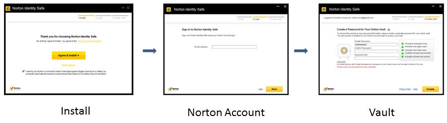 norton identity safe for mac lion