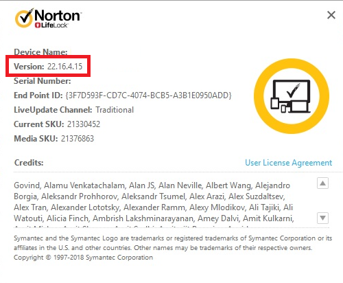 Norton 22 16 4 update for Windows is now available! | Norton