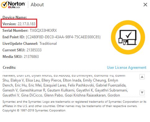 norton antivirus free download full version with key for windows 7