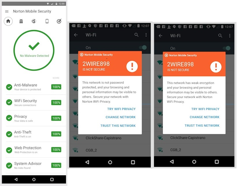 Norton Mobile Security 4 0 0 4024 for Android | Norton Community