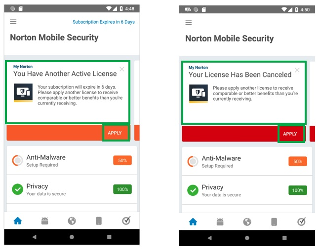 Norton Mobile Security 4 6 for Android is now available