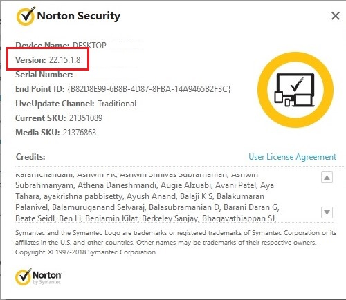 Patched norton 360 ver 4. 0. 0. 127 90 days oem (manav) by.
