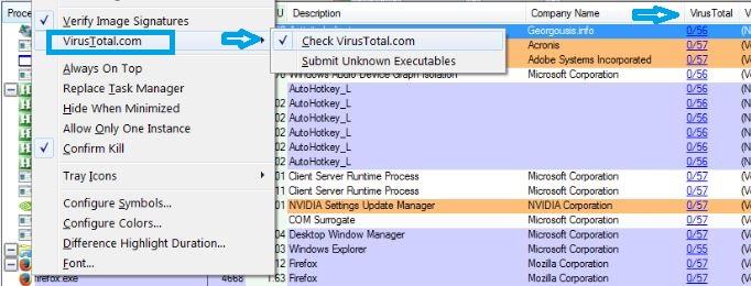 Microsoft 'PROCESS EXPLORER' | Norton Community