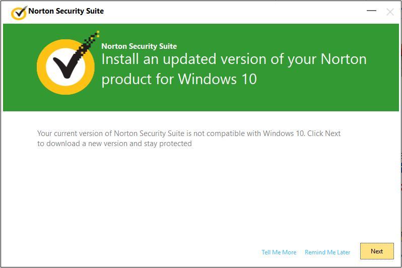 Cannot remove Norton Download Manager | Norton Community