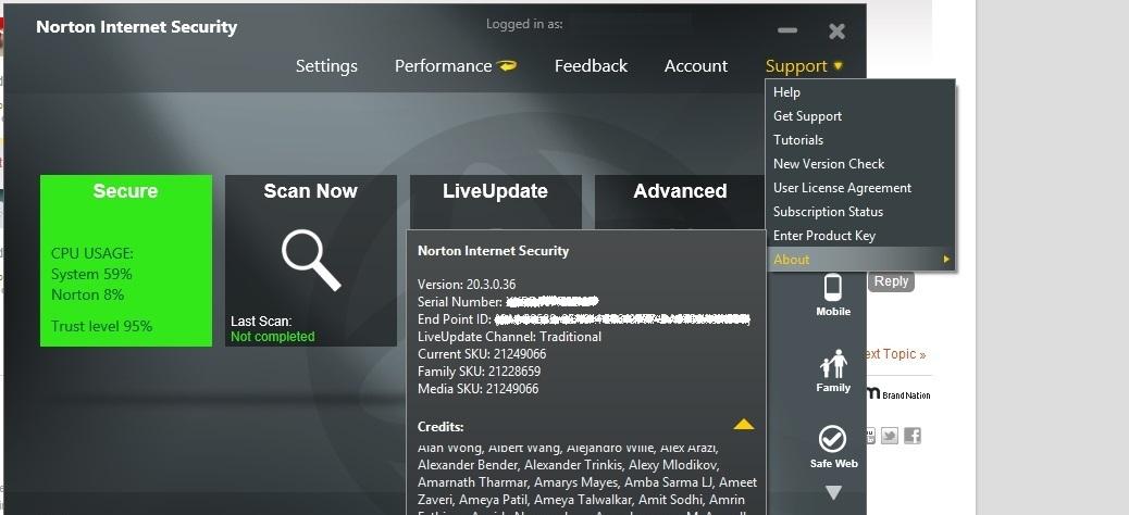 Norton 360 2013 20.2.1.22 Keys-adds