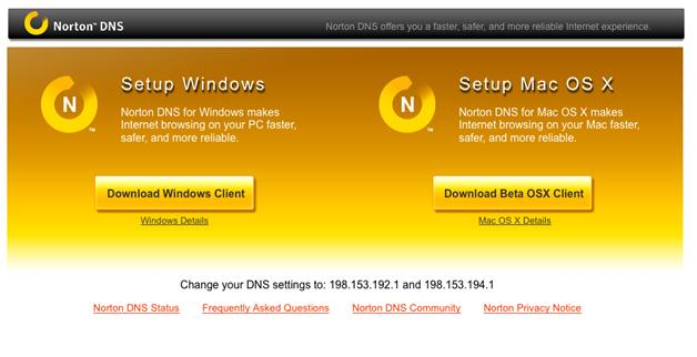 Faster, Safer Internet with Free Norton DNS