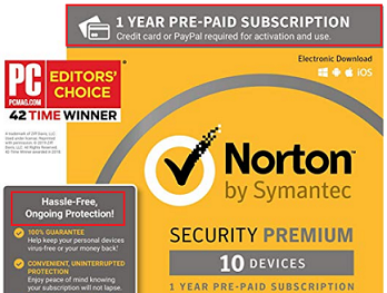 Is Credit Card number Required to Install Norton Security