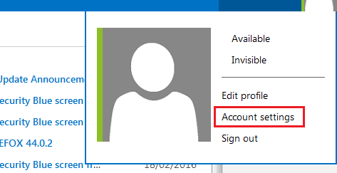 microsoft account password reset spam