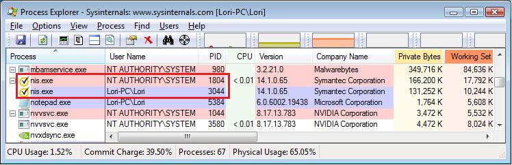 Norton is broken with nVidia drivers! | Norton Community