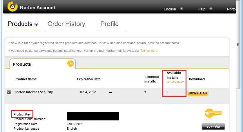 Free norton online backup serial key