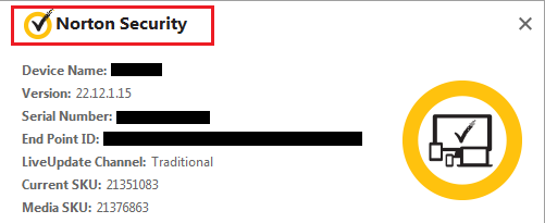 Windows defender still active   Norton Community