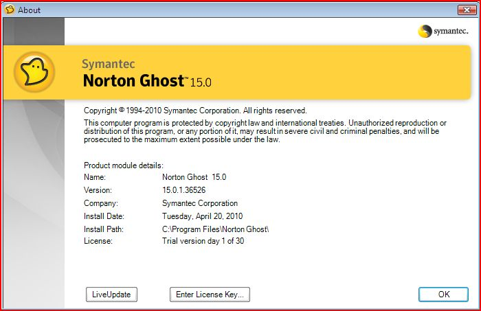 symantec ghost 15 free download full version