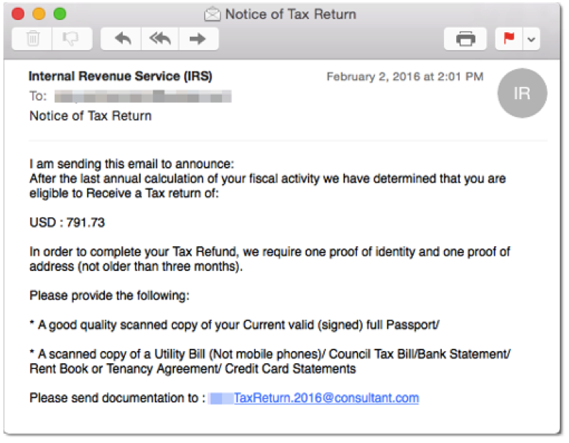 Four Tax Scams To Watch Out For This Tax Season Norton Community - Fake tax return generator