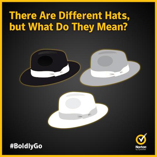 Black hat hacker