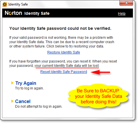 how to create a new identity pdf