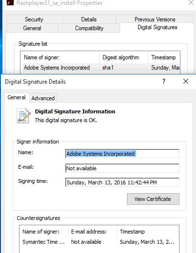 Fake Adobe Flash Player Auto Download? | Norton Community