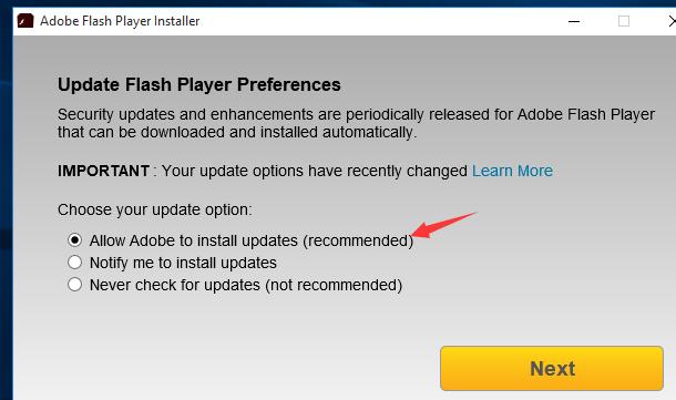 adobe flash palyer download
