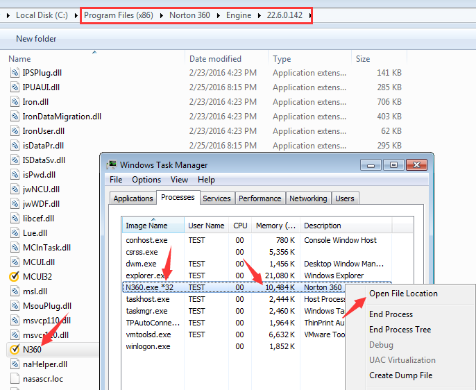 how to find what process has file open