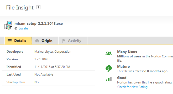 malwarebytes download virus ? from official web site