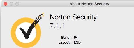 Norton Icon Missing from Top Menu Bar | Norton Community