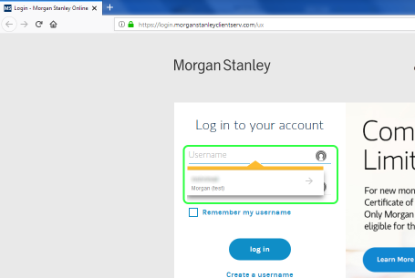 Identity Safe 5 2 1 2 broke several logins in Firefox 58 | Norton