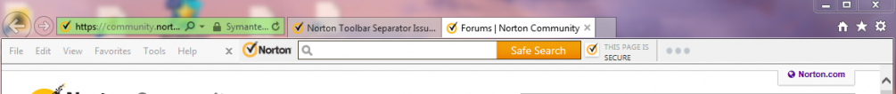 how to add norton toolbar to firefox