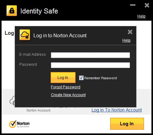 Norton Account