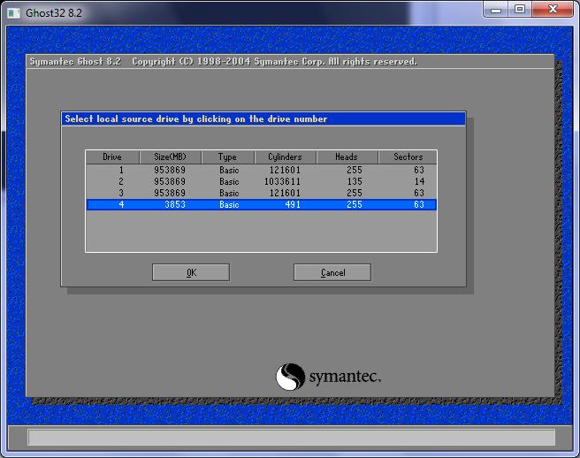symantec ghost32 11.0