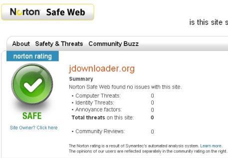 Is this program safe? | Norton Community