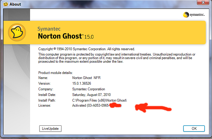 norton ghost 15 recovery disk download