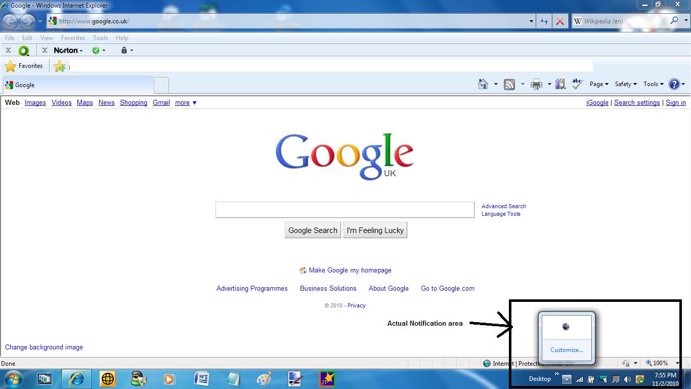 Re: Duplicate &... Explorer 11 For Windows 10 Home