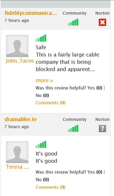 Community Buzz Page Not Updating | Norton Community