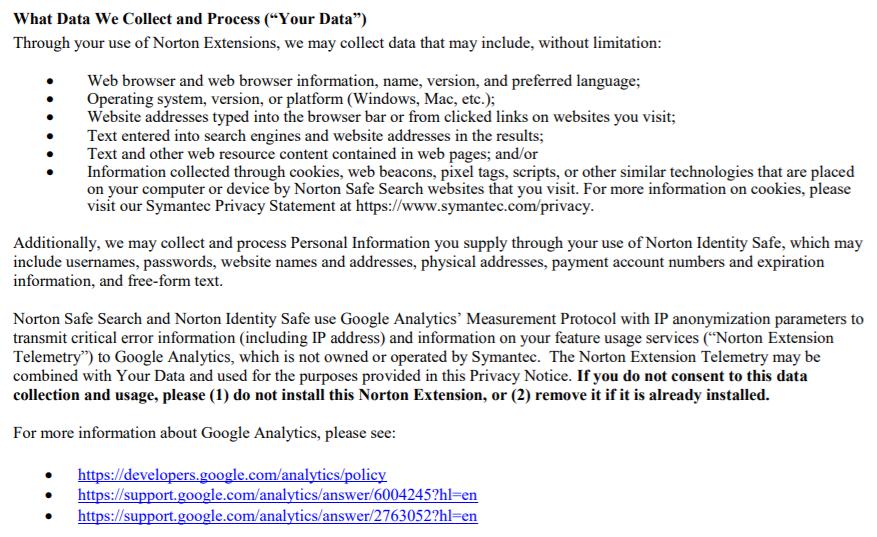 Norton identity Extension on Chrome Problem   Norton Community