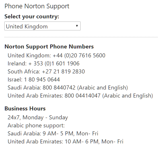 Support system for Norton is it Go to Assist? | Norton Community
