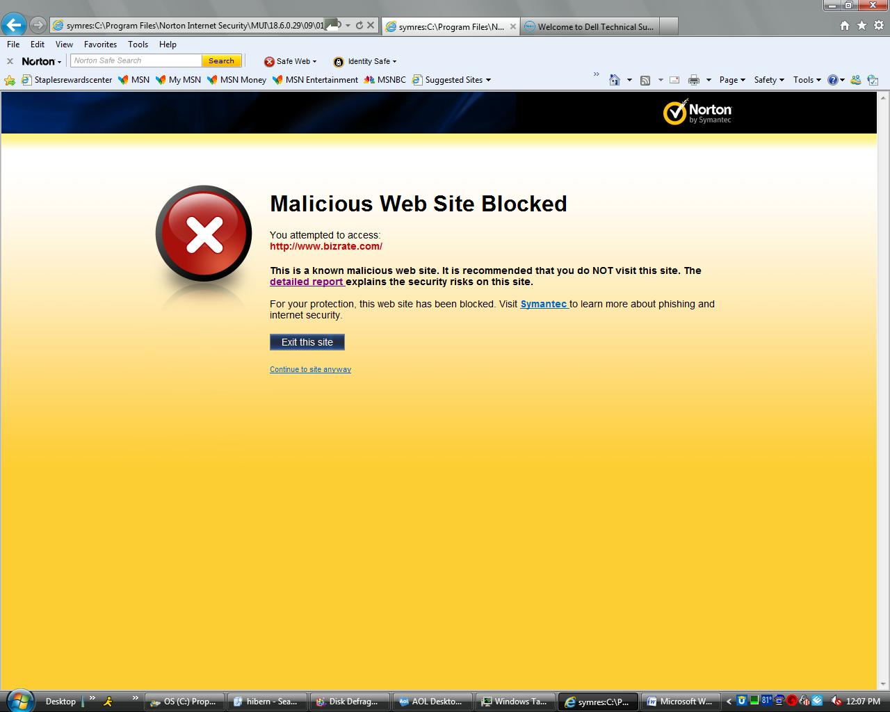 norton safe web aktivieren