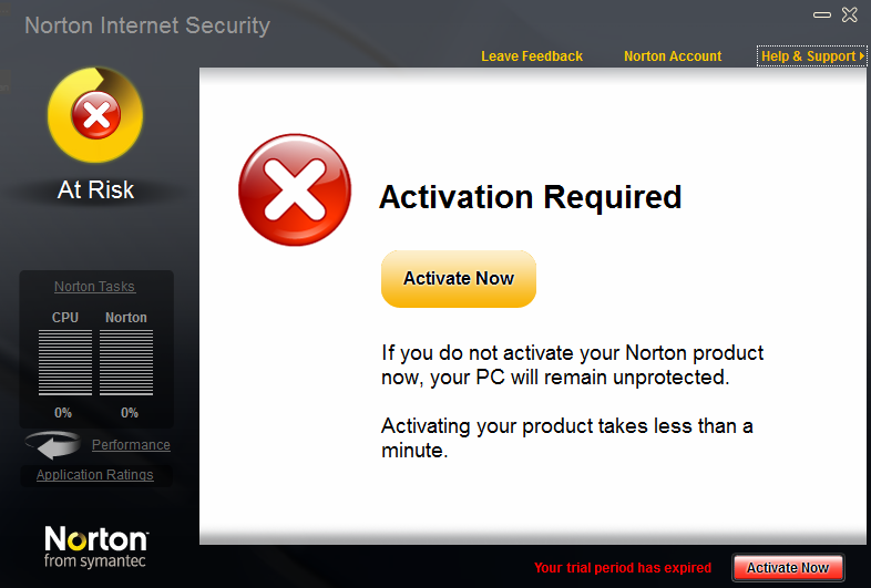 norton antivirus renewal code or product key free