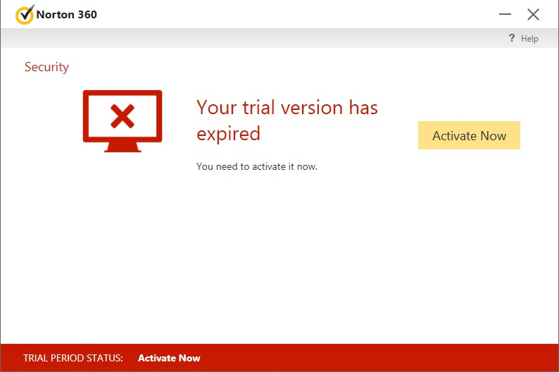 antivirus software free for windows 7 trial expired