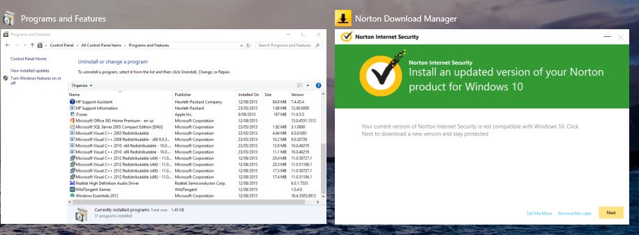 How To Get Rid Of Norton Internet Security Popup