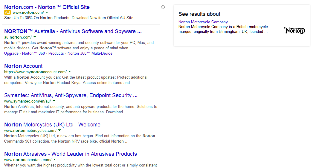Safe Web icons missing in Firefox 28 AND IE 11 | Norton