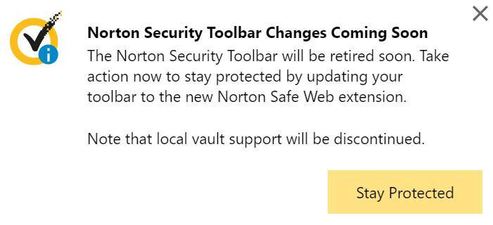 Norton Safe Web on Chrome | Norton Community