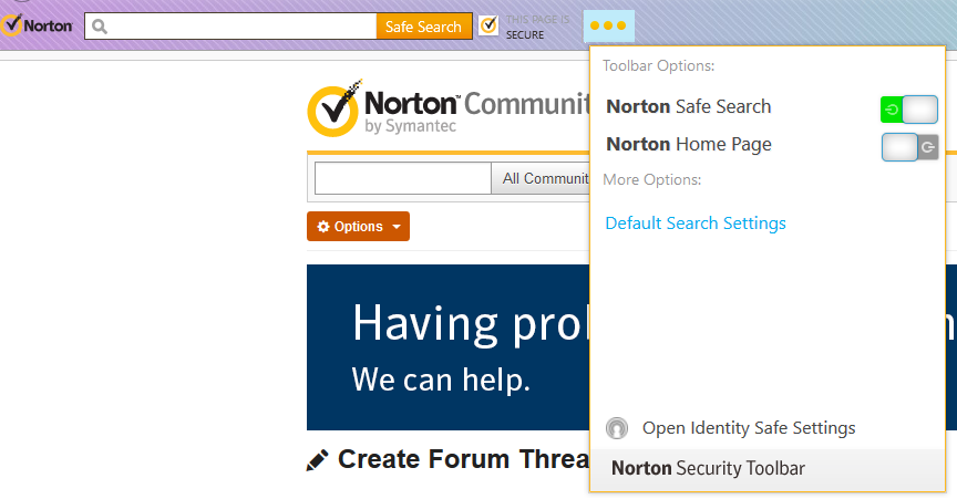 Norton Safe Search - Safe Search Engine - Try Now