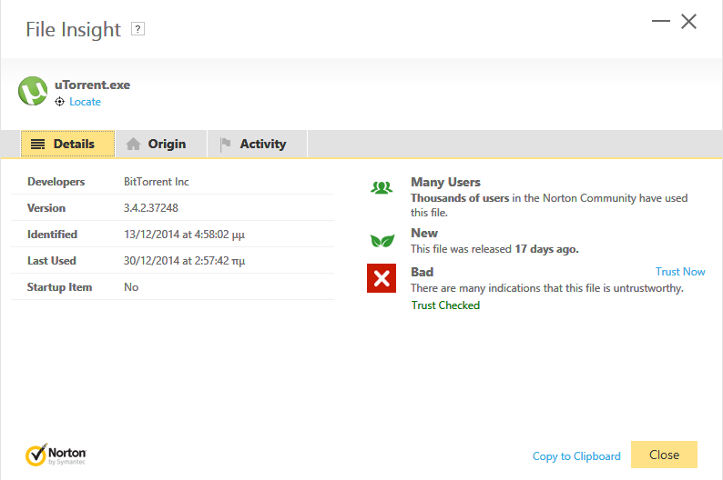 utorrent antivirus free download