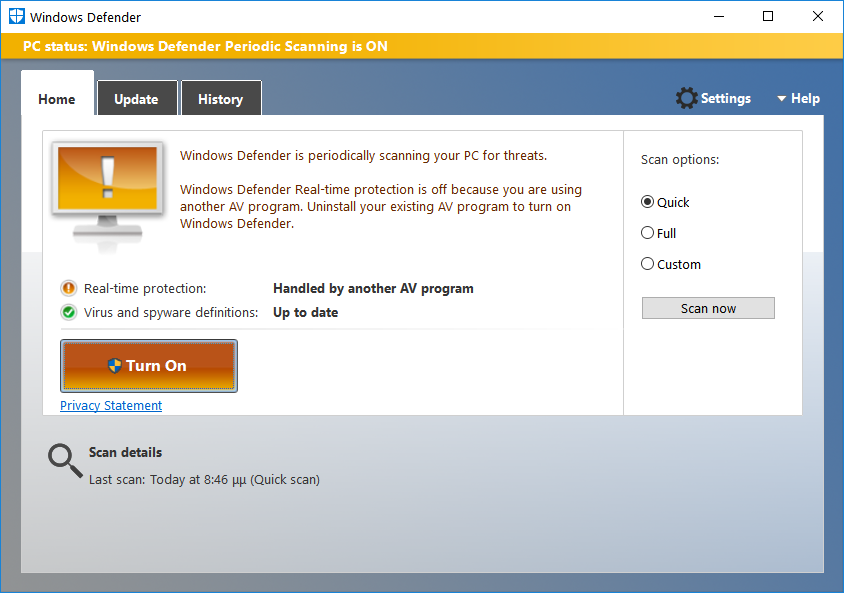 Norton Security 22.7 compatibility with windows 10 Anniversary update  Norton Community