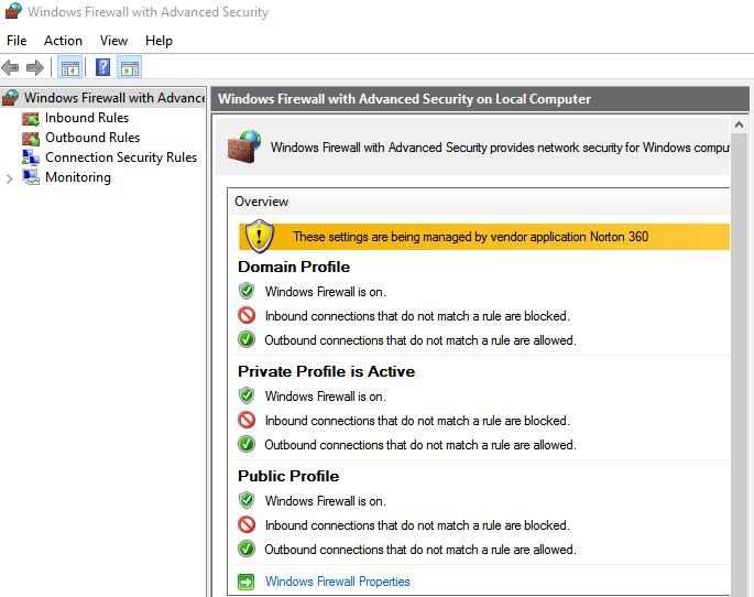 Norton blocks font installation in Windows 10  Norton Community