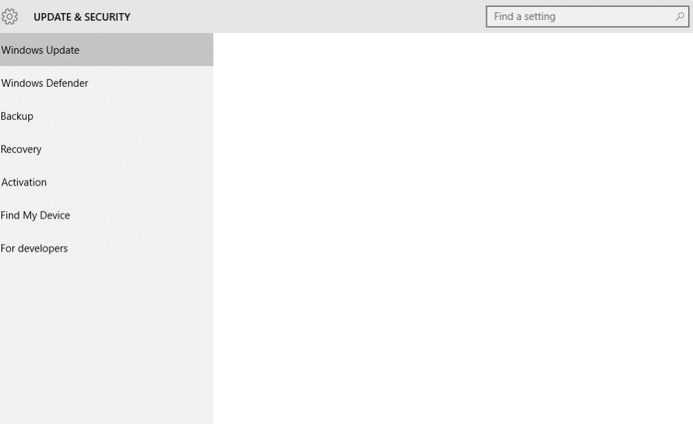 Norton AntiVirus disables Windows 10 Updates & Security