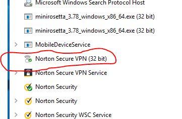 VPN installation on Windows 10 PC | Norton Community