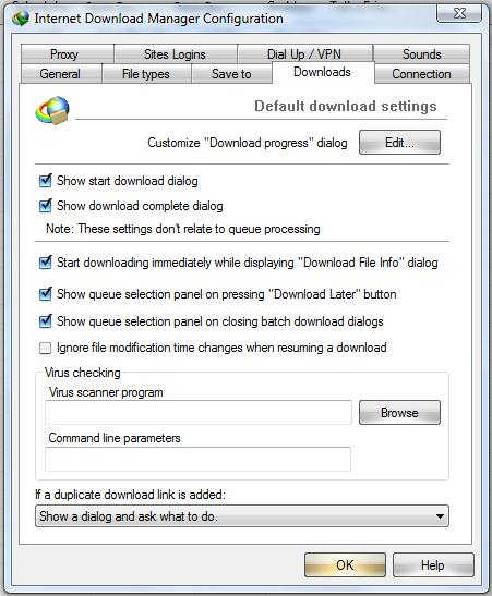 Virus Scanner path and parameter for IDM   Norton Community